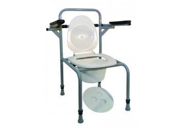 Стул туалетный стальной регулируемый СТО-1.1.0