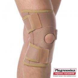 Бандаж на коленный сустав разъемный люкс МТ6058, Med textile