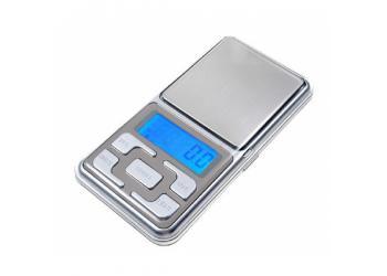 Весы ювелирные электрон. карманные МН-100 (до 001)
