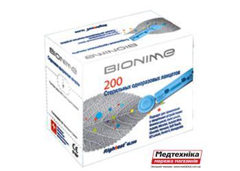 Ланцеты Bionime N200