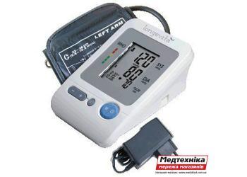 Автоматический тонометр Longevita BP-1304 с адаптером