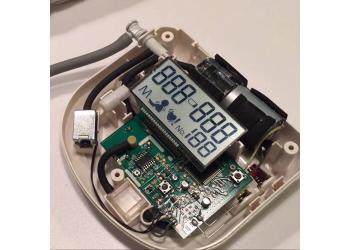 Ремонт автоматических (электронных) тонометров