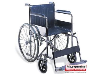 Инвалидная коляска Норма-Трейд KY809E механическая