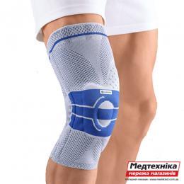 Бандаж для колена Bauerfeind GenuTrain A3 с эластичной вставкой