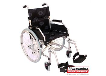 Инвалидная механическая легкая коляска «ERGO LIGHT» OSD-EL-G, OSD