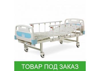 Реанимационная кровать OSD-A232P-C, 4 секции