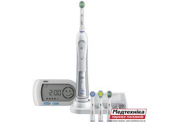 Электрическая зубная щетка Oral-B Triumph 5000 + SmartGuide