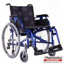 Инвалидная коляска OSD-LWA2 Light III, легкая, механическая