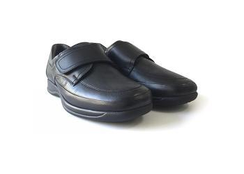 Обувь взрослая демисезонная анатомическая Softmode (Софтмод) 15 чёрная