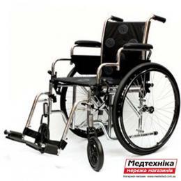 Коляска инвалидная механическая OSD-STC2D-43, OSD