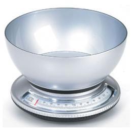 Весы AY17 серебр. мех.кухонные