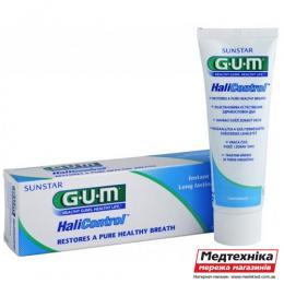 Зубная паста GUM Halicontrol, 75 ml