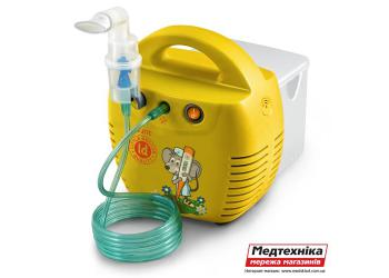 Компрессорный ингалятор Little Doctor LD-211C желтый
