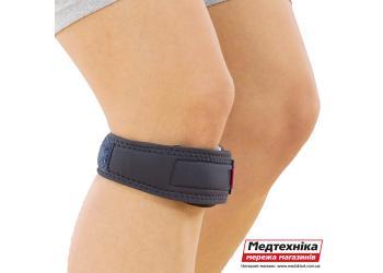 Бандаж пателлярный фиксирующий при «колене прыгуна» medi patella tendon support, Medi