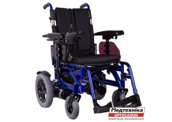 Характеристики. Инвалидная коляска OSD-PCC 1600 «COMPACT» с электроприводом