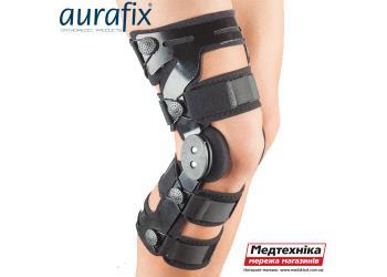 Ортез на колено с шарнирами Aurafix 170 | Аурафикс