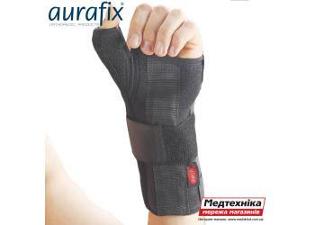 Бандаж на запястье Aurafix 3608 с отведением большого пальца | Аурафикс