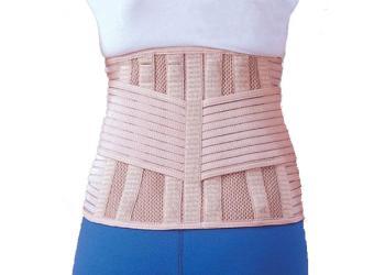 Характеристики. Бандаж для спины с 6-ю ребрами Ortop EB-537