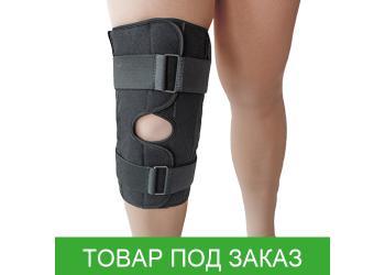 Бандаж на коленный сустав Алком 3052 разъемный