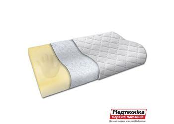 Ортопедическая подушка (580x400x105) Noble Ergowave