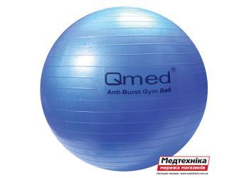Мяч гимнастичный ABS 75см QMED КМ-16