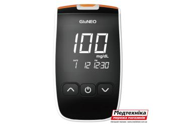 Отзывы. Глюкометр GluNeo с подключением ПК, Infopia