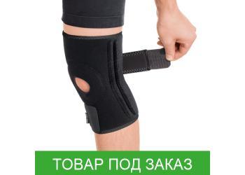 Бандаж коленного сустава Торос-груп 518 разъемный