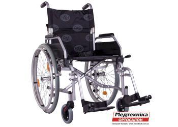 Инвалидная коляска OSD-EL-G Ergo Light, легкая, механическая