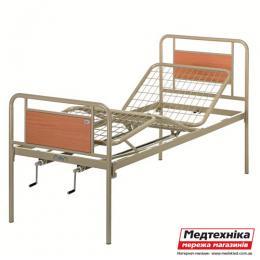 Кровать металлическая функциональная трехсекционная механическая OSD-94V, OSD