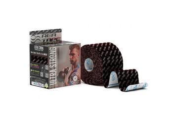 Кинезио тейп Rea Tape Ultra Strong 5м*5см, черный