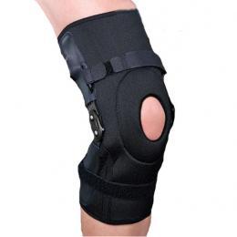 Бандаж на коленный сустав с шарнирами ES-798, Ortop