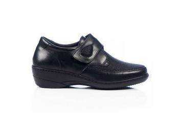 Обувь взрослая демисезонная анатомическая Softmode (Софтмод) 1145 черный