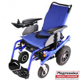 Инвалидная коляска с электроприводом «ROCKET III» OSD-ROCKET, OSD