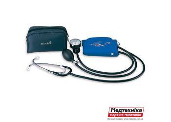 Тонометр механический Microlife BP AG 1-30 со стетоскопом