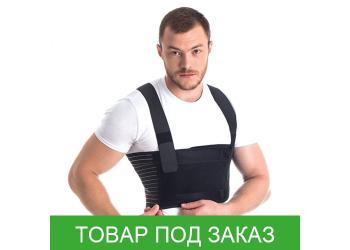 Бандаж для фиксации грудной клетки Торос-груп 155 Ч пористый