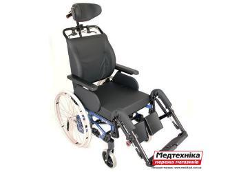 Многофункциональная инвалидная коляска премиум-класса «NETTI 4U» 2809*, OSD