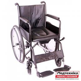 """Коляска инвалидная с санитарным оснащением """"Economy"""" OSD-ECO2-**, OSD"""
