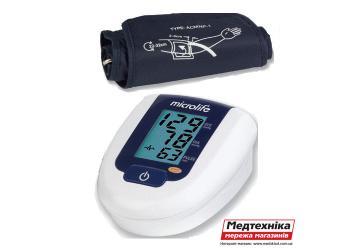 Автоматический тонометр Microlife BP 3AG1 на плечо