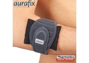 Бандаж эпикондилитный Aurafix 309 с гелевой подушкой