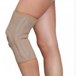Бандаж на колено с ребрами жесткости МТ6111, Med textile