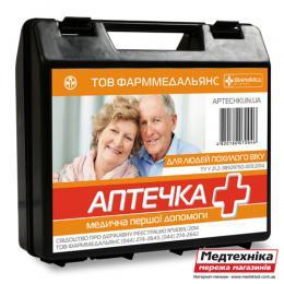 Аптечка для пожилых людей