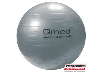 Мяч гимнастичный ABS 85см QMED КМ-17
