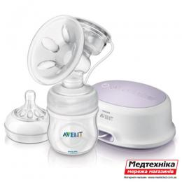 Электронный молокоотсос Philips AVENT SCF332/01