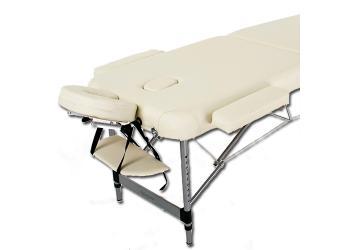 Массажный стол RelaxLine Belize Светло-бежевый