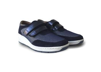 Обувь взрослая демисезонная анатомическая Softmode (Софтмод) 1170 синяя