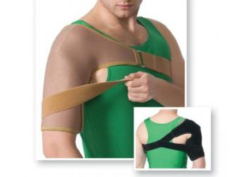 Бандаж на плечо Med textile МТ8001 эластичный