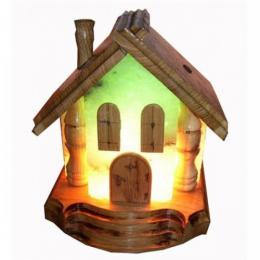 Лампа солевая 6кг домик