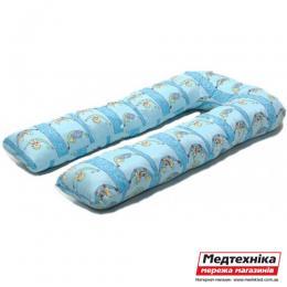 Подушка U-maxi Комфорт для беременных (длина: 380 см; факт.длина: 170 см)