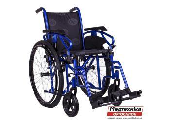 Инвалидная коляска OSD-STB3-** Millenium-III, механическая
