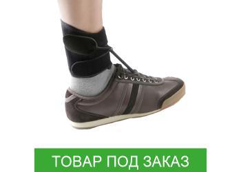Поддерживающий бандаж Orliman AB-01 при падающей стопе «Boxia» с фиксатором для обуви
